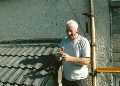 New Roof, Repairs Or Even Gutter Cleaning In The Scottish Borders.......  Jock Graham Gets The Job Done Right!